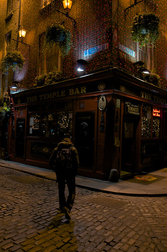 Temple Bar, Dublin ©  Still ePsiLoN