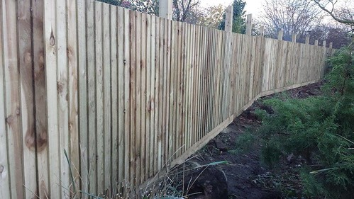 Fencing Services Wilmslow Image 6
