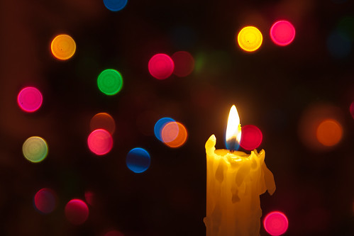 Holiday Bokeh by LenDog64, on Flickr
