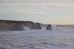 _MG_3081 (Martin P Perry) Tags: ocean sea seascape water canon bay coast isleofwight isle wight freshwater iow westwight freshwaterbay martinperry