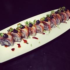 Tehdään Korjaamon Sushibariin spessu talvi menua! Ensi viikolla lisää aiheesta.. #sushibarwine #wintermenu #byreservationonly #special #korjaamo