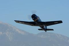 Nanchang CJ-6 (Trent Bell) Tags: california airport aircraft cable airshow socal upland 2014 nanchang cj6
