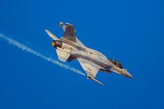 F16 (nicktoale) Tags: uae f16 aerobatics fightingfalcon fighteraircraft aerialdemonstration alainairshow2013 f16block60uaeairforce