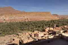 Tinghir 2 (Ryoushi no syokubutsuen) Tags: art sahara nature landscape desert arabic berber marocco marrakech magrib almagrib medrassa