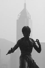 Long Live Bruce Lee (jiujiu127@gamail.com) Tags: tourism bruce hong kong lee promenade tsimshatsui
