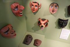 Museo Banco Central de la Reserva Arte Popular Lima Peru Máscaras 01-34 (Rafael Gomez - http://micamara.es) Tags: museo central de la reserva arte popular lima peru perú banco mascara mascaras