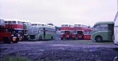 VUF931 (21c101) Tags: seagull 1972 31 1959 commer avenger southdown cowleys burlingham dealersyard vuf931