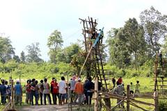Bun Bang Fai (K. Sakulku) Tags: danger dangerous outdoor firework laos vientiane rocketfestival  bunbangfai
