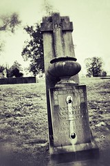 IMG_9295_Snapseed (Dirtyangelphotography) Tags: cemetery graveyard grunge gothic goth historic graveart