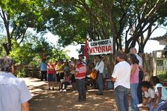 Paulistnia 2014-01-29 - Posse da terra da Fazenda Tropical para o INCRA (36) (Ana Perugini) Tags: pt assentamento paulicia anaperugini