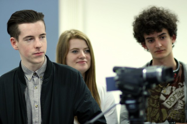 LiveWire Creative Careers Course Film 2014 05