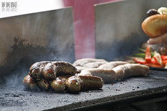 Brat To You By Portland Farmers Market (Ian Sane) Tags: park street food southwest college by oregon campus portland ian photography hall university downtown state farmers market you good images delicious to avenue bratwurst brat greasy sane