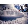 Whistler Spring Powder snowboarding