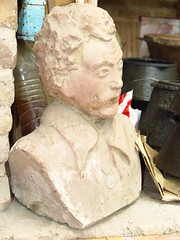 King Shah Abbas Caravanserai Neishabur Nishapur Iran (hn.) Tags: sculpture copyright statue heiconeumeyer iran skulptur bust bste khorasan copyrighted caravanserai neyshabour shahabbas neyshabur islamicrepublicofiran islamicrepublic khorasanprovince nishapur neishabur nishabur razavikhorasanprovince neyshapur razavikhorasan islamischerepublic kingabbas kingabbascaravanserai shahabbascaravanserai razichorasan razichorasanprovince