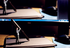 Digital Artist (D.J.Flynn) Tags: uk usa art digital tablet wacom diorama miniworld digitalartist justinbeiber