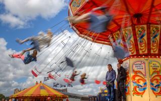 Daresbury steam fair rides 03 HD jul 14