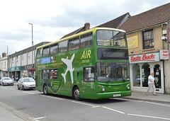 A503. SK52 USG: Bath Bus Co. (chucklebuster) Tags: bus london volvo bath united alexander keynsham alx400 b7tl sk52usg