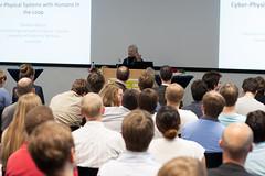 Ruzena Bajcsy zu Besuch an der TU Darmstadt