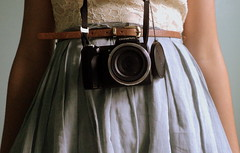 untitled (Aubree Flink) Tags: camera old 2 leather vintage photography lace grainy untitled