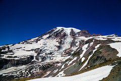 Panorama Point (Dex Horton Photography) Tags: mrnp mtrainier panomapoint skylinetrail washingtonstate wa bestof beauty outdoors hike hiking sky blue america american nature snow landscape