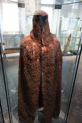 Executioner's cloak (quinet) Tags: 2014 allemagne deutschland germany mantel medievalcrimeandpunishmentmuseum mittelalterlicheskriminalmuseum rothenburg cloak manteau