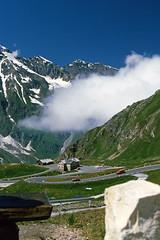 Groglockner Hochalpenstrae - Haus Alpine Naturschau (astroaxel) Tags: sterreich tirol grosglockner hochalpenstrase haus alpine naturschau