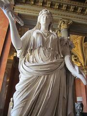The Louvre - goddess (bronxbob) Tags: paris france museums artmuseums thelouvre