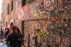Gum Wall (Bingo3362) Tags: seattle washington gumwall pikeplace alley