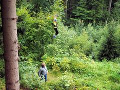 P8234110e (topzdk) Tags: treeclimbing summer 2016 czechrepublic ski slope lanovy park