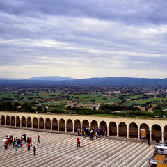 Blue clouds (paletta_7) Tags: clouds umbria assisi italy blue sky landscape