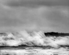 r011-08 (sheelkapur) Tags: filmisnotdead ishootfilm ilford hp5 iso400 mamiya rz67 pro gameoftones waves storm pescadero california tones sekkor mediumformat epson v800 analog analogue film landscape ocean