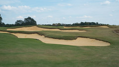 Bunker cluster (cnewtoncom) Tags: mossy oak golf club mississippi gil hanse architecture gilhanse golfarchitecture mossyoakgolfclub