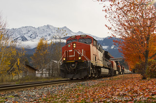 Fall on the Squamish Sub