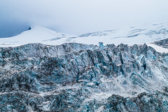 The Wall (LiterallyPhotography) Tags: gletscher gebirge berg schnee alpen sracs eis wasser weis blau blue white ice seracs alps snow mountain glacier