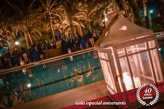 Hotel Milenio Elche, 40 Aniversario Lozano (Lozano Repostera Artesanal) Tags: elche elx alicante lozano repostera bollera eventos galas cena hotelmilenio 40aniversario aniversario cumpleaos