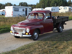 Volvo PV Pick Up (nakhon100) Tags: volvo pv pickup cars classics eskilstuna