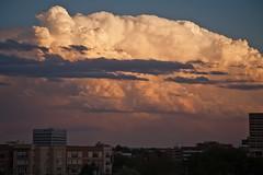 Thunderhead (Kevin Bauman) Tags: colorado clouds denver storm thunderhead cumulonimbus storms