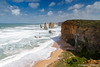 The Twelve Apostles, Port Campbell National Park, Great ocean Road, Victoria. (andrew52010) Tags: cliffs erosion greatoceanroad holiday portcampbell portcampbellnationalpark rockformations southernocean twelveapostles victoria waterfall waveerosion
