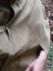Rainmac-gummi-beige-SDC17652 (Umhaenge2010) Tags: cape cloak cloack umhang regenumhang raincape capeimpermable
