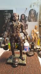 #zdesign #actionfigure #predator #predator2 #apoxiesculpt #sculptures #detail #12inches #1:6scale (z.d.e.s.i.g.n.) Tags: detail predator 1 zdesign sculptures predator2 apoxiesculpt actionfigure 12inches