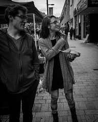 People of Ithaca (Michael Beresin) Tags: michaelberesin streetphotography ithaca people blackandwhite iphoneography