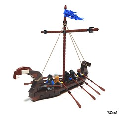 ABS Vikings (Mark of Siloam) Tags: lego castle viking mark siloam abs builder challenge