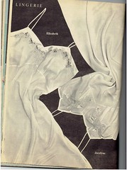 2016-10-18 1960 slip (april-mo) Tags: lingerie vintagemagazine vintagelingerie vintageslip combinaison 1960