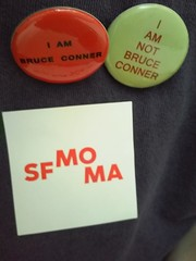 bruce conner pins (c_nilsen) Tags: sanfranciscomuseumofmodernart pins bruceconner art sanfrancisco california digital digitalphoto cameraphone