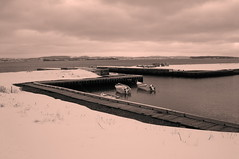 Lance Cove, Bell Island, Boats (Joseph Topping) Tags: newfoundland canada winter
