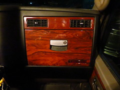 Waynes woodgrain (jr-transport) Tags: kenworth w900 w900l custom ft frances largecar woodgrain dash grandgeneral wood grain wooden