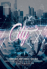 City Dope (DesignerwooArt) Tags: 300dpi 3d abstract advertising alien alternative artwork bass broken city cmyk design dj dope download drum electro event fest festival flyer free future futuristic galaxies galaxy geometry high hiphop house invitation man manipulation minimal minimalist minimalistic modern music party photoshop poster print psd rap rock sky smoke sound sounds space tech techno template trap triangle triangles trippy universe urban dubstep geometrix art hipster robot
