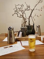 DSCF6019 (Stephen Hu) Tags: fujifilm xf1 japan 日本 kansai 關西 kyōto 京都 祇園麺処むらじ 拉麵 beer drink