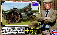 Tweed Traction Engine 9 (80s Muslc Rocks) Tags: tie tweedjacketphotos tweed tweedjacket trousers twill classic canon clothing christchurch coat cavalrytwill cavalry nz newzealand nelson napier northisland tweedblazer trouser tractionengine steam menswear man mens hastings hamilton houndstooth houndstoothjacket harris tweedcap manwearingtweed jacket clothes retro rotorua oldschool old outdoor focus 2016 2017 2015 1980s 1970s 1960s flatcap british britain kiwi kiwifashion auckland ashburton vintage vintagemetal veteran