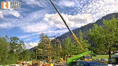 Sky Trail is the Mountain for Beginner (Ropes Courses, Inc.) Tags: skytrail ropecourse alpseeimmenstadttourism ropescourse skytykes faszinatour alpsee tourism germany ropescoursesinc rci attraction tourist alpseemountains immenstadt
